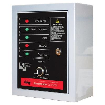Блок автоматики FUBAG Startmaster DS 25000 230V д. электростанций DS. 5500. A. ES DS. 11000. A. E блок автоматики at 206