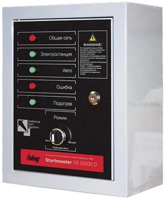Блок автоматики FUBAG Startmaster DS 25000 D 400V д. станций DS. 7000. DA. ES DS. 14000. DA. ES автоматика fubag ds 9500 startmaster