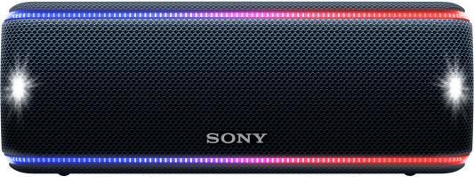 Колонка порт. Sony SRS-XB31 черный 30W 2.0 BT/3.5Jack 30м (SRSXB31B.RU2) колонка sony srs xb31 blue