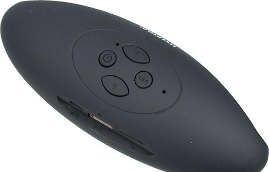 Колонки Hyundai H-PAC100 1.0 черный 3Вт беспроводные BT колонки bbk bta6000 1 0 черный 60вт беспроводные bt