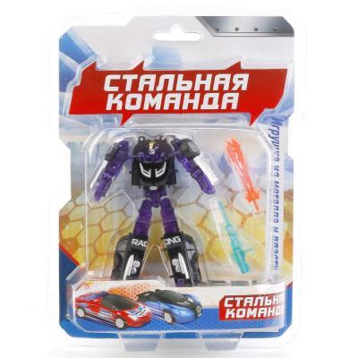Робот-машина Zhorya Стальная команда ZYB-B2663-1 игрушка zhorya zyb b2684 1 zy640393