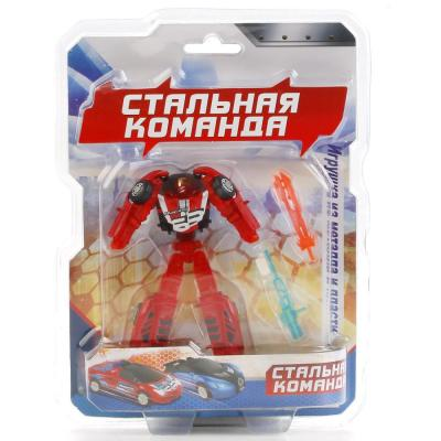 Робот-машина Zhorya Стальная команда ZYB-B2663-2 игрушка zhorya zyb b2684 1 zy640393