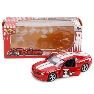 Автомобиль Yako МАШИНА красный YTM7062 yako m6001