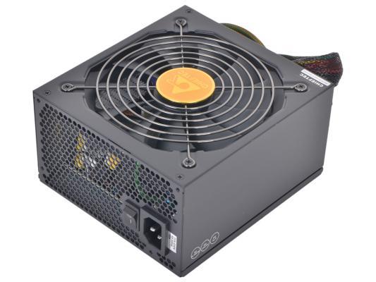 Блок питания ATX 650 Вт Chieftec APS-650CB из ремонта блок питания chieftec aps 500sb 500w