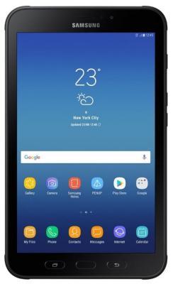 Планшет Samsung Galaxy TAB Active-2 SM-T395 8 16Gb Black Wi-Fi Bluetooth 3G LTE Android SM-T395NZKASER