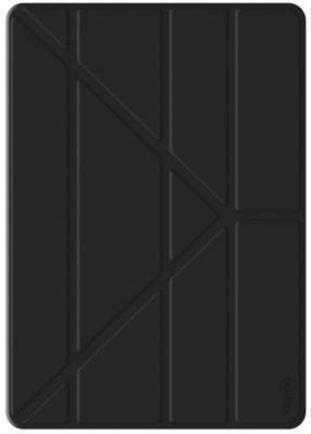 Чехол Deppa подставка Wallet Onzo для Apple iPad 9.7 (2017), черный, Deppa amalthea genuine leather wallet female