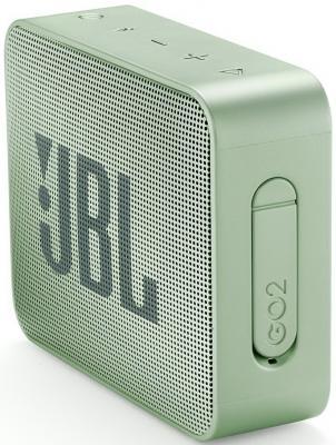 Динамик JBL Портативная акустическая система JBL GO 2 мятный jbl jbl t150a