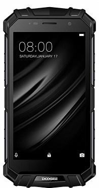 Фото - Смартфон Doogee S60 Black, 5.2'' 1920x1080, 2.6GHz, 8 Core, 6GB RAM, 64GB, up to 128GB flash, 21Mpix/8Mpix, 2 Sim, 2G, 3G, LTE, BT, Wi-Fi, NFC, GPS, Micro-USB, 5580mAh, Android 7.0, 164x81x15.5, IP68, технология беcпроводной зарядки micro camera compact telephoto camera bag black olive