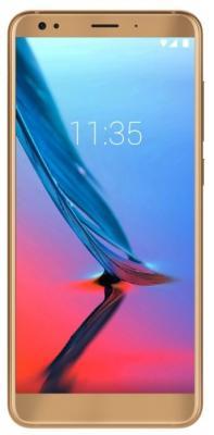 Смартфон ZTE Blade V9 32 Гб золотистый смартфон zte axon 7 mini золотистый
