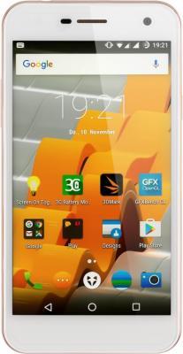 Смартфон Wileyfox Spark+ 16 Гб белый mooncase ультратонкий перо печать shell светящиеся краски мягкой тпу дело прикрытия wileyfox swift