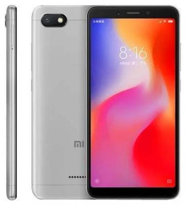 Смартфон Xiaomi Redmi 6A 2Gb/32Gb Black Global смартфон xiaomi redmi 6a 2gb 16gb black смартфон