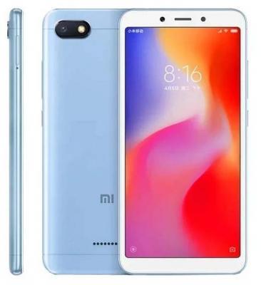 Смартфон 6A 32 Гб голубой