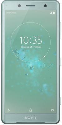 Смартфон SONY Xperia XZ2 Compact 64 Гб зеленый (H8324) картаев павел xperia xz2 и xperia xz2 compact