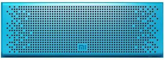 Колонки Xiaomi Mi Bluetooth Speaker Blue беспроводные колонки xiaomi обзор