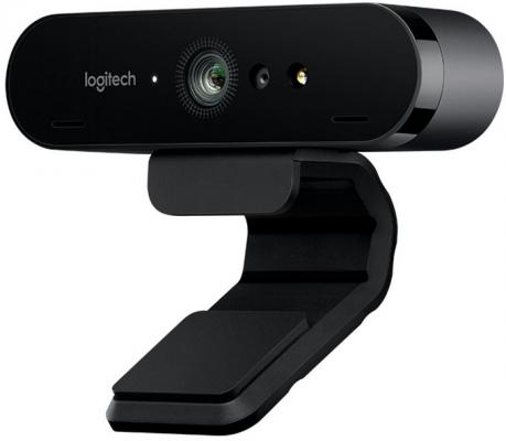 Веб-камера Logitech Brio Stream Edition черный USB3.0 960-001194 artdeco футляр для теней beauty box duo 5160