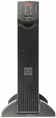 бесперебойного APC бесперебойного APC Smart-UPS RT, On-Line, 1000VA / 700W, Tower, IEC, LCD, Serial, SmartSlot, подкл. доп. батарей