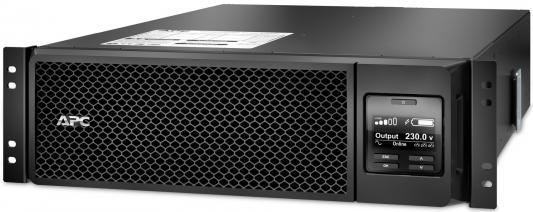 ИБП APC SRT5KRMXLW-HW 5000VA Черный ибп apc smart srt 5000va srt5krmxli