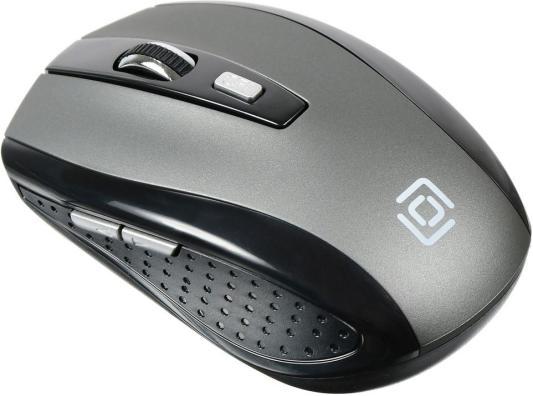 Мышь беспроводная Oklick 635MB серый чёрный Bluetooth