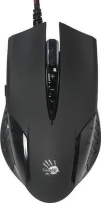 Мышь проводная A4TECH Q50 чёрный USB цена
