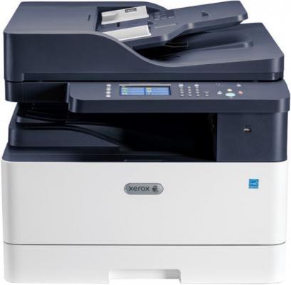 МФУ лазерный Xerox WorkCentre B1025DNA (B1025V_U) A3 Duplex Net мфу kyocera m4132idn a3 duplex net 1102p13nl0 лазерный белый