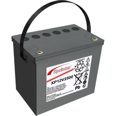 Аккумуляторная батарея Exide XP12V2500 12V VRLA Battery цена