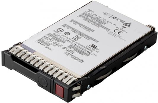 Накопитель на жестком магнитном диске HP HPE 480GB SATA RI SFF SC DS SSD kingfast ssd 128gb sata iii 6gb s 2 5 inch solid state drive 7mm internal ssd 128 cache hard disk for laptop disktop