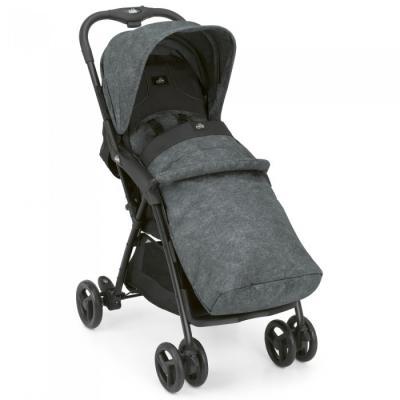 Коляска прогулочная Cam Curvi (122/серый меланж) коляска прогулочная cam curvi 118 темный крем