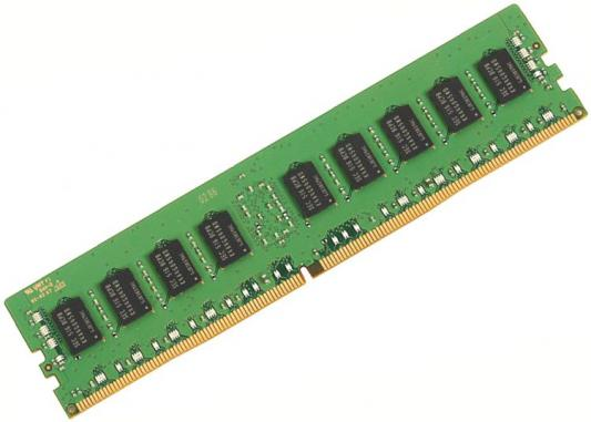 Оперативная память 8Gb (1x8Gb) PC4-21300 2666MHz DDR4 DIMM ECC Registered CL17 HP 862974-B21