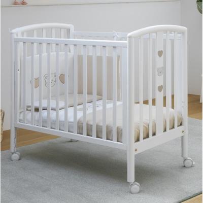Купить Кроватка Pali Urban (белый), бук, Кроватки без укачивания