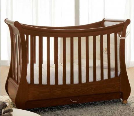 Кроватка Pali Tulip Baby (орех)