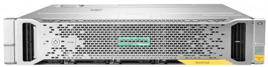 Дисковый массив HP HPE StoreVirtual 3200 4-port 1GbE iSCSI SFF Storage плата коммуникационная hp pca mezz pcieg2x4 4p 1gbe kx intel i350 615727 001