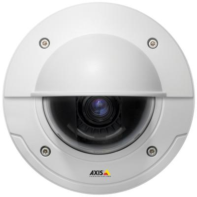 Видеокамера AXIS AXIS P3364-VE 6MM Light-sensitive, day/night fixed dome with Lightfinder in a vandal-resistant, outdoor casing catcam cp 101 outdoor 12mp cmos hd 170 wide angle night vision sports camera black golden