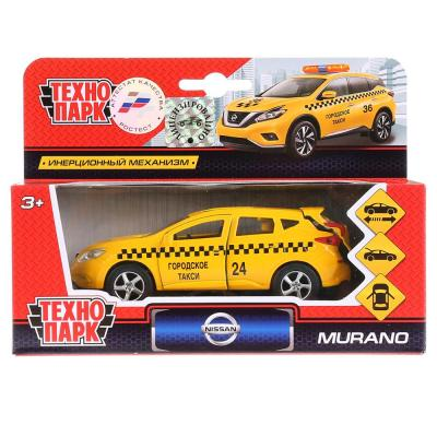 Такси Технопарк NISSAN MURANO ТАКСИ желтый SB-17-75-NM-T-WB