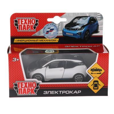 Автомобиль Технопарк ЭЛЕКТРОКАР белый X600-H09225-R игрушка технопарк газ чайка x600 h09083 r