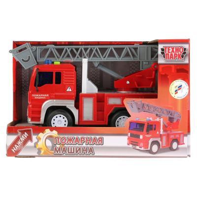 Пожарная машина Технопарк ПОЖАРНАЯ МАШИНА красный WY550B (36) биотуалет thetford porta potti 145 цвет белый черный