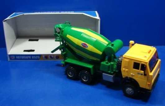 Бетономешалка Play Smart БЕТОНОМЕШАЛКА зеленый A532-H36010 бетономешалка нордпласт спецтехника бетономешалка зеленый 272