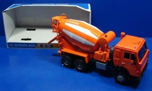 Бетономешалка Play Smart БЕТОНОМЕШАЛКА оранжевый A532-H36005 бетономешалка пламенный мотор 1 32 бетономешалка строй транс 20 см оранжевый