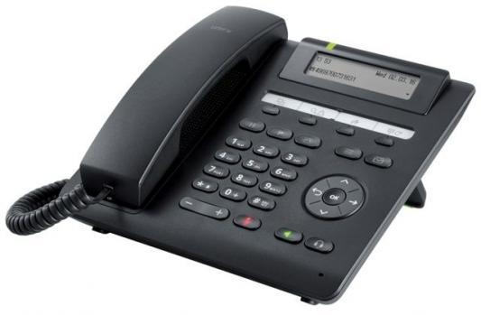 Телефон IP Unify OpenScape CP205 черный (L30250-F600-C432) цена и фото