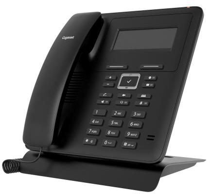 Телефон IP Gigaset MAXWELL BASIC черный телефон ip gigaset a540 ip черный