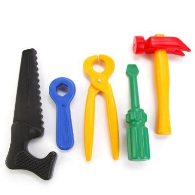 Купить Набор инструментов Нордпласт Мастер на все руки 5 предметов, для мальчика, Игровые наборы Юный мастер