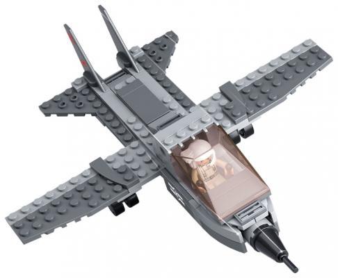 Конструктор SLUBAN 3 в 1 Army 125 элементов M38-B0537I 0587 sluban army series 8 in 1 military tank truck model building blocks enlighten diy figure toys for children compatible legoe
