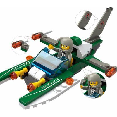 Конструктор SLUBAN Космический шаттл 79 элементов M38-B0322