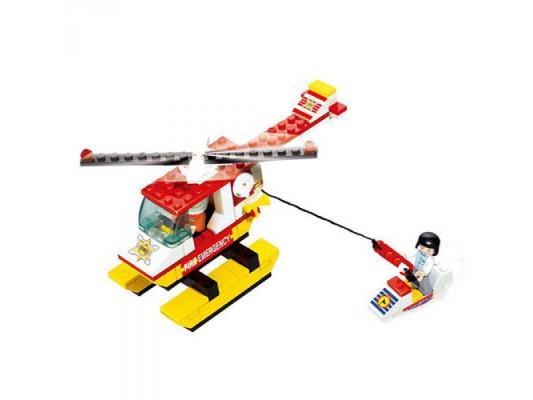Конструктор SLUBAN Вертолет 107 элементов M38-B3500 цена