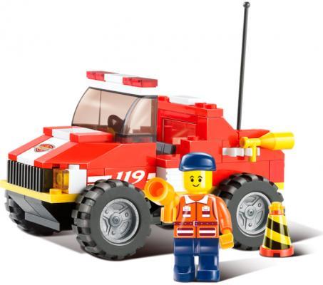 Конструктор SLUBAN Машина 118 элементов M38-B0217 sluban 273 эл