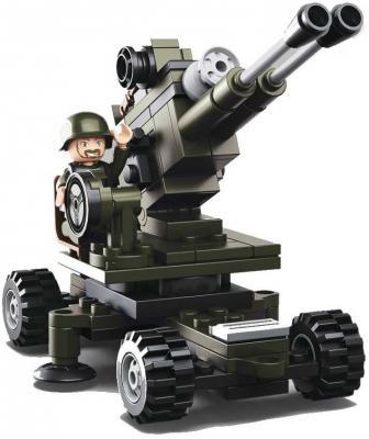 Конструктор SLUBAN Артиллерия 94 элемента M38-B0587E конструктор sluban m38 b9500 93 элемента