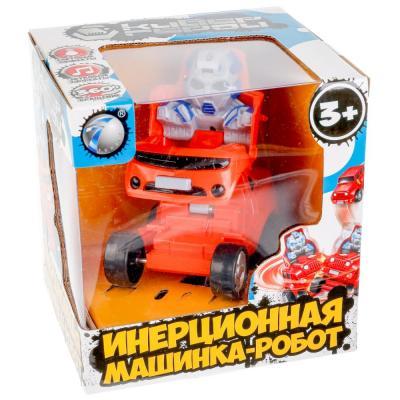 Автомобиль Tongde МАШИНА-РОБОТ красный T20-D5796 tongde td t14 d2129
