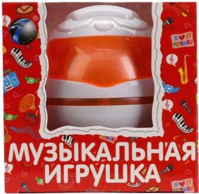 Купить ИГРУШКА МУЗ. НА БАТ. СВЕТ+ЗВУК, В АССОРТ. В РУСС. КОР. 10*10*10СМ в кор.4*36шт, TONGDE, разноцветный, пластик, унисекс, Игрушки со звуком