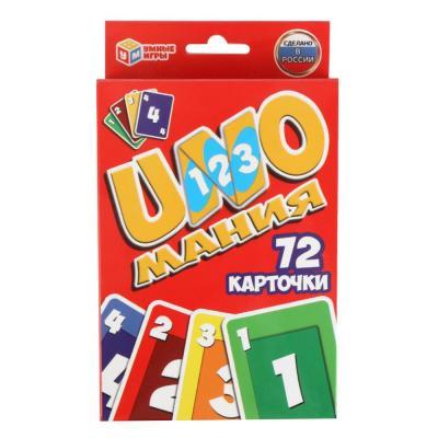 Фото - Набор карточек Умные игры 4690590159446 игры