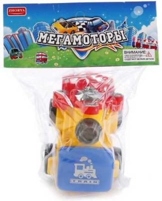 Купить Машинка Zhorya Мегамоторы с 3-х лет ZY561321, Детская железная дорога