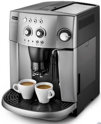 Кофемашина Delonghi ESAM 4200S 1450Вт серебристый цена и фото